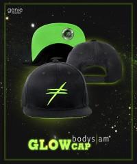 bodyslam ดัม-มะ-ชา-ติ Glow Snapback