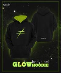 bodyslam ดัม-มะ-ชา-ติ Glow Hoodie