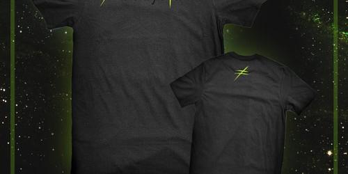 bodyslam ดัม-มะ-ชา-ติ Glow T-Shirt